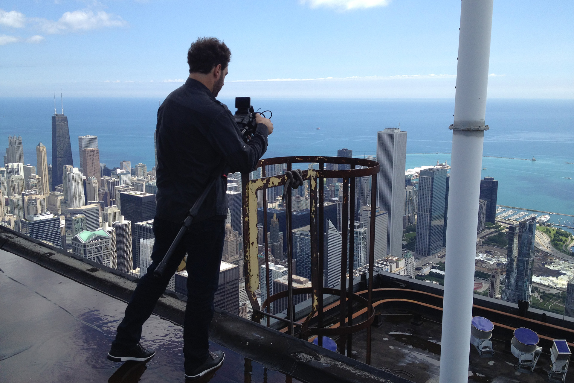 Roof Of Sears Tower Www Pixshark Com Images Galleries